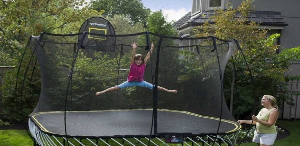Trampoline Buyer's Guide