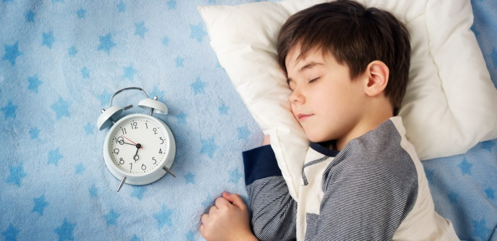 Sleeping should be as high a priority as food for kids – are your kids sleeping enough?