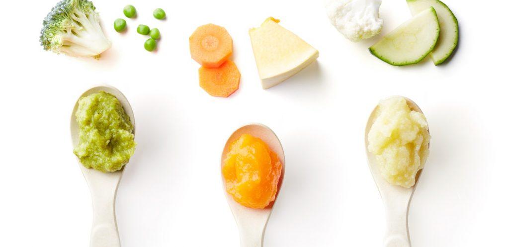 وصفات طعام سهلة ولذيذة للمواليد من عمر 6 – 9 شهور