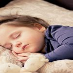 Is helping your children sleep, by sleeping alongside, a bad habit?