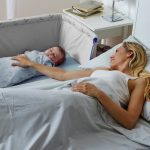 Safe sleeping with a newborn baby; How to achieve it?