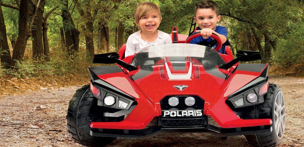 أفضل أنواع سيارات أطفال كهربائية