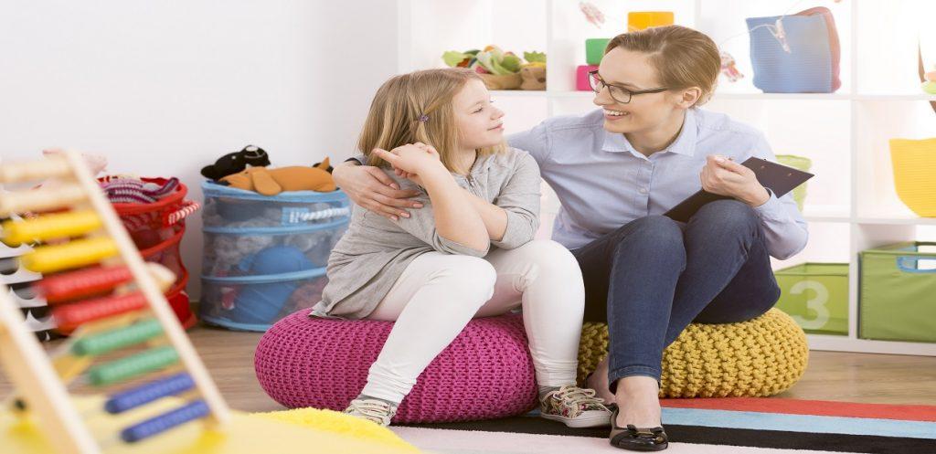 Establishing Eye Contact with children