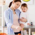 قواعد عامة للبدء باعطاء الطعام الصلب للرضع