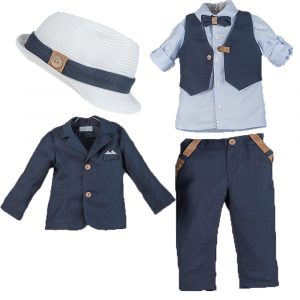 1978246a5 دعي طفلك يرتدي هذه الملابس الفاخرة من أنجل وينغز وليستعد لجلسة تصوير مفعمة  بالأناقة والجمال. أو ألبسيه هذا الطقم الفريد في يوم العيد ليبدو جميلاً  ومتألقاً.