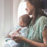 Flying with a baby: top ten tips