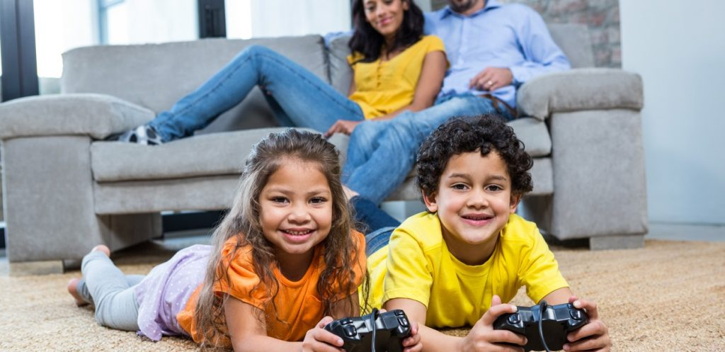 Video games and children's safety