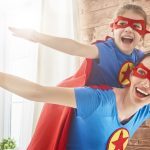 "How to Become "" Super Mama """