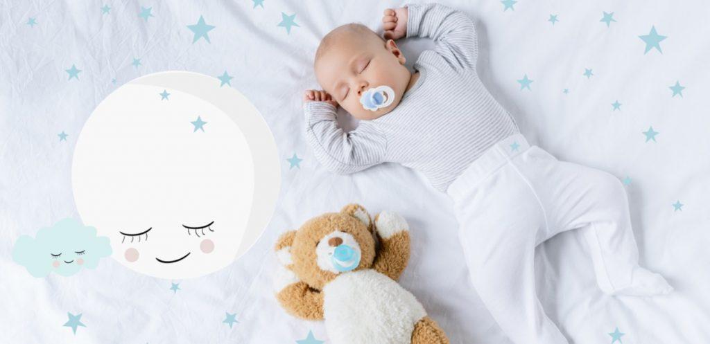 أساسيات نوم الرضع