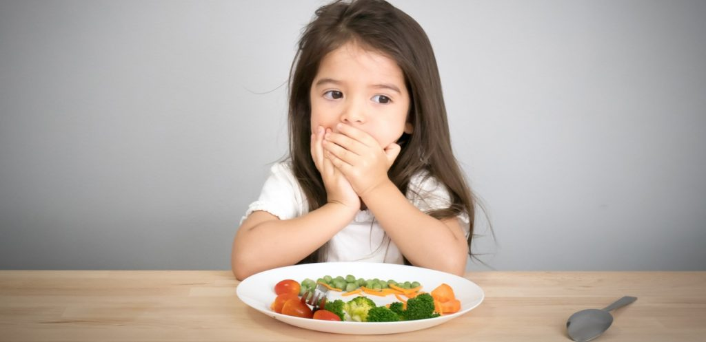 Innovation In Feeding for Picky Eaters