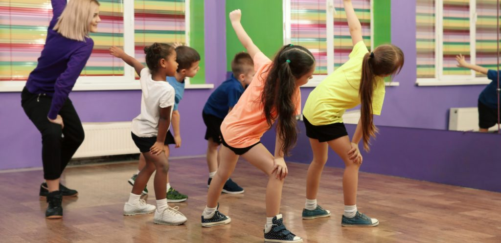 5 Benefits of Dance Classes for Children