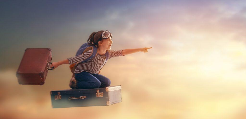 كيف اختار شنط سفر للأطفال ؟