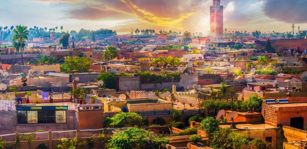 مراكش فاتنة المغرب
