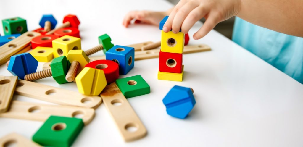 حلول مبتكرة للأطفال محبي تفكيك الألعاب