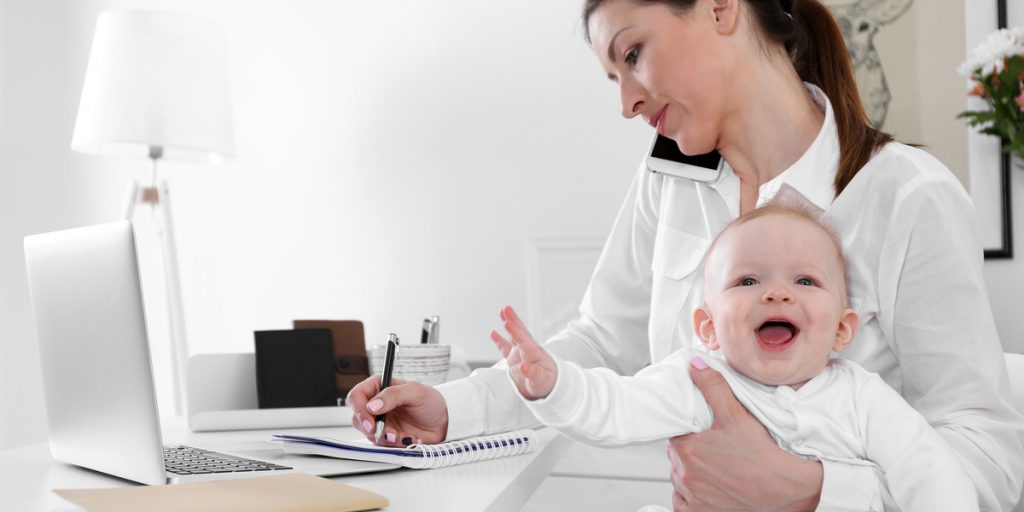 Reasons not to judge a working mum: