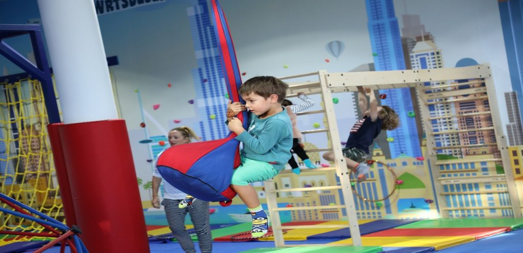 The Spectrum Kid's Gym Dubai