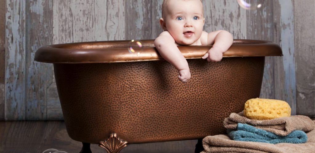 How to Get Your Baby's Bath Time Right?