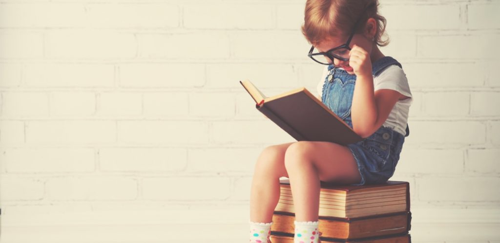 The Beauty of Reading With Your Toddler