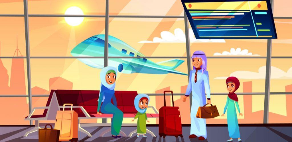 ما هو دعاء السفر وكيف أعلمه لأطفالي؟