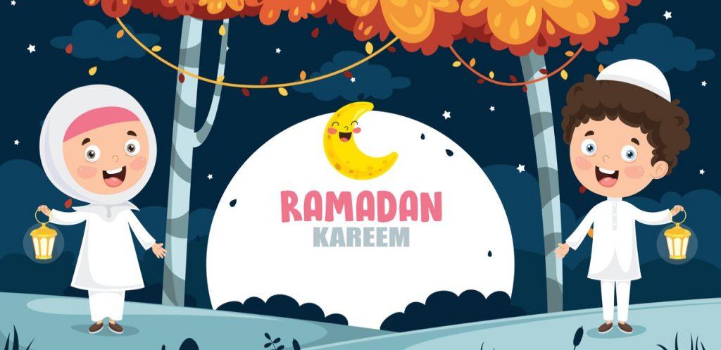 9 خطوات لاستمتاع ومشاركة الأطفال في رمضان