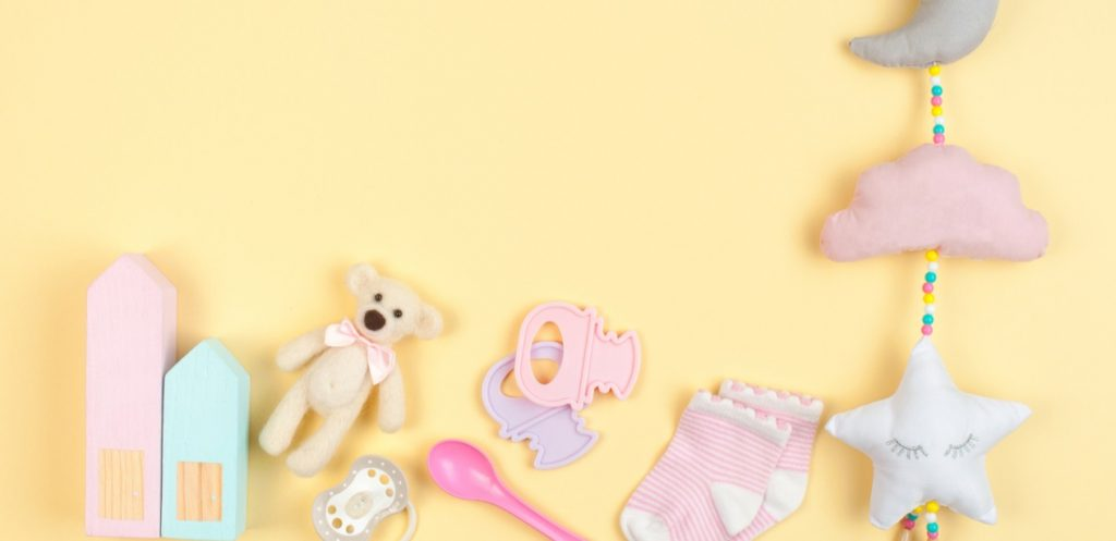 Top 10 toys for your Newborn Baby
