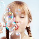 Bubble Play – from Newborn to Pre-schooler.