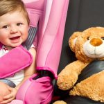 Is your child buckled up? Car Safety and Why it's Essential