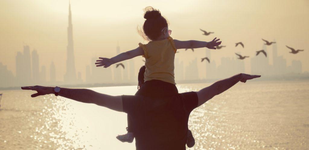 كيف تستعدين عند السفر إلى دبي مع أطفالك؟