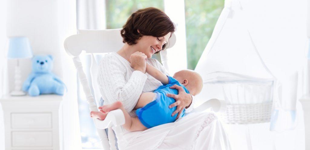 الرضاعة الطبيعية للأطفال أثناء شهر رمضان