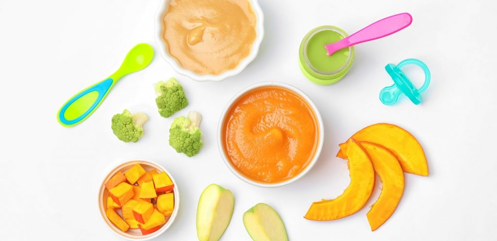 Introducing Solids – the Basics You Need to Know