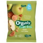Organix - Apple Rice Cakes 50g