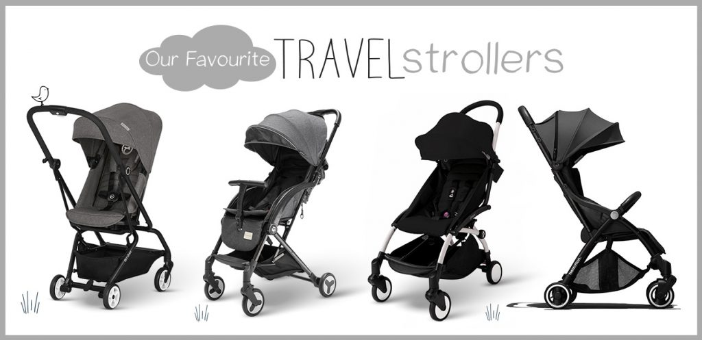 Our Favourite Travel Strollers