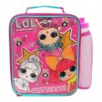 L.O.L Surprise! Combo Lunch Bag and Bottle