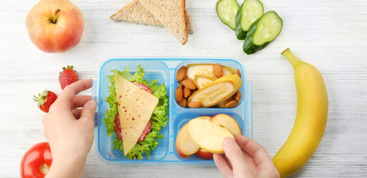 Lunch and snack time on-the-go made easy!