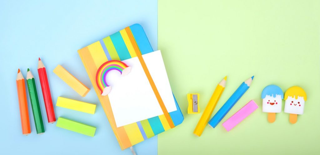 Novelty Stationery For Your Little Students!