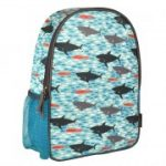 Petit Collage - Eco Friendly Backpack - Sharks