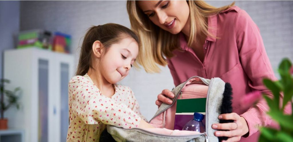 Preparing your Child to Start School