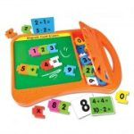 The Learning Journey - Magnetic Count & Learn Board