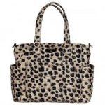 Twelvelittle - Multipurpose Tote Diaper Bag - Leopard