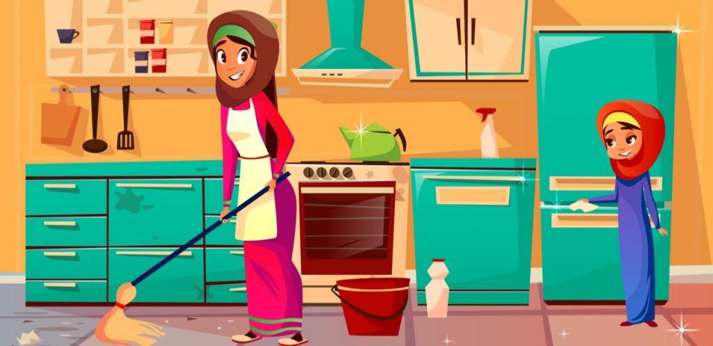 أبرز الأخطاء في تنظيف البيت وكيف تتفادينها