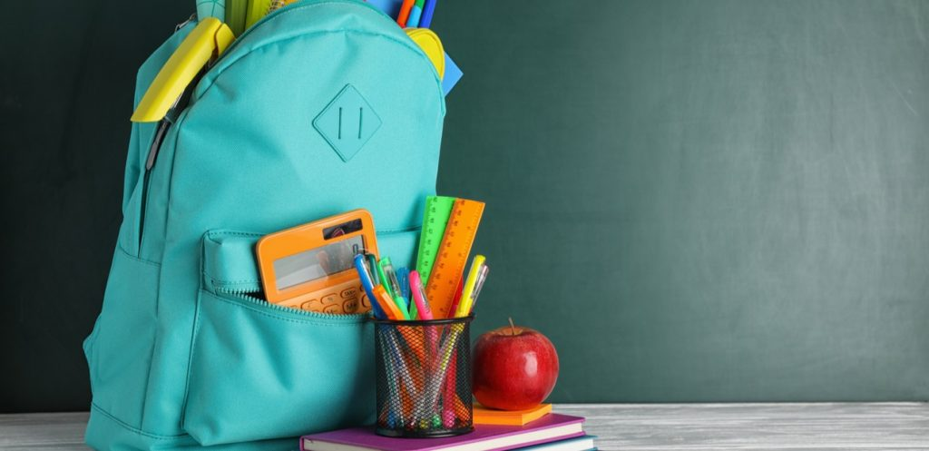 Healthy backpacks for kids