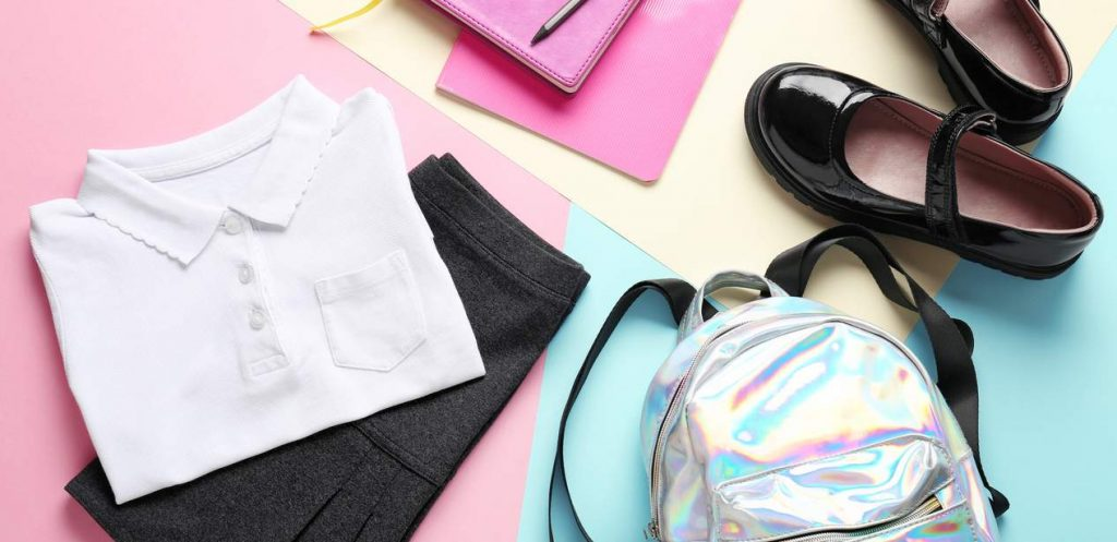 Choosing the Perfect Clothing and Shoes for this School Year