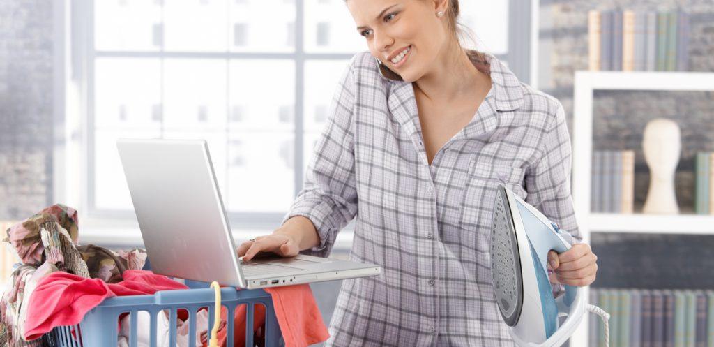 ٧ تحديات تواجهك عند العمل من المنزل، مع الحلول