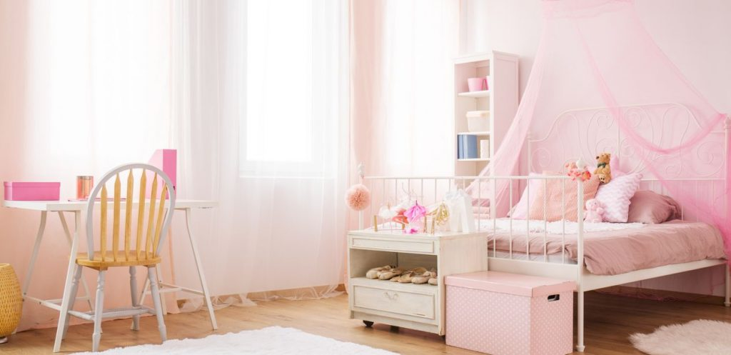A room fit for a Princess!