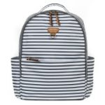 Twelvelittle - On-The-Go Large Backpack With Laptop Sleeve - Stripe