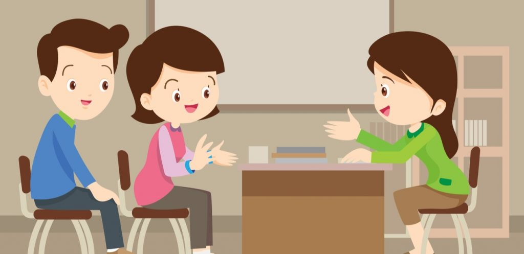 5 اسئلة وجهّيها لمدرسين طفلك في اجتماع الأهالي الأول في المدرسة