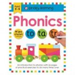 Priddy Books - Phonics: Wipe Clean
