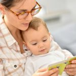 Picking the perfect first books for your baby.