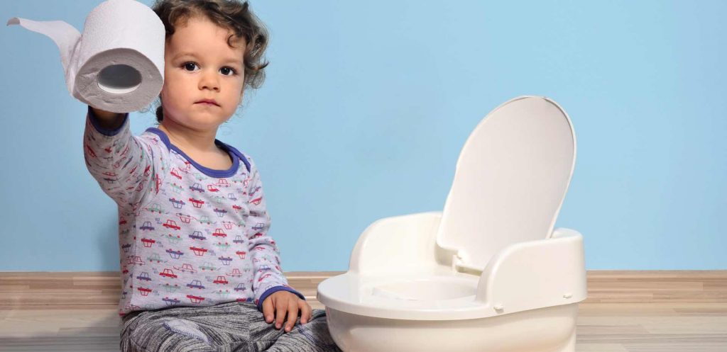 How do I know if my toddler is ready for potty training?