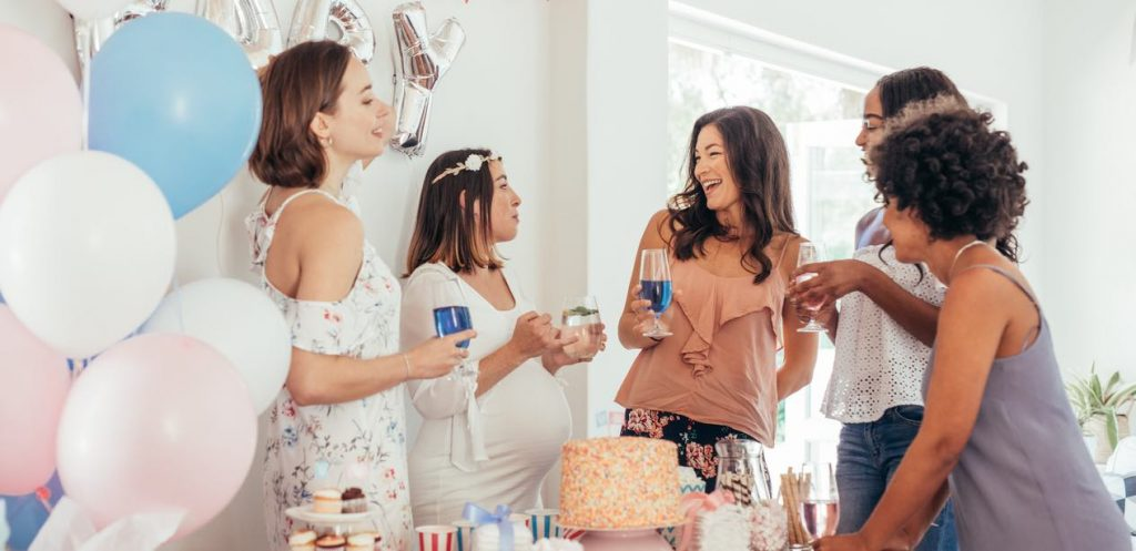 Our top five baby shower games